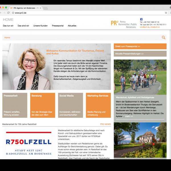 PR2 – Petra Reinmöller Public Relations