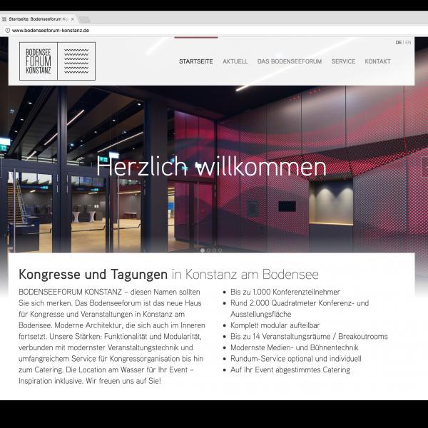 Bodenseeforum Konstanz