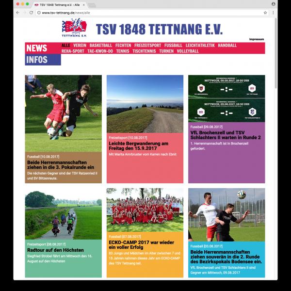TSV 1848 Tettnang E.V.